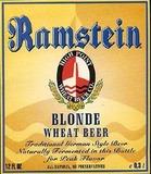 Ramstein Blond Wheat Beer Beer