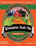 Penn Pumpkin Roll Ale Beer