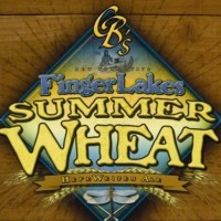 Custom Brewcrafters Finger Lakes Summer Wheat beer Label Full Size