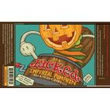 Uinta Crooked Line Oak Jacked Imperial Pumpkin beer