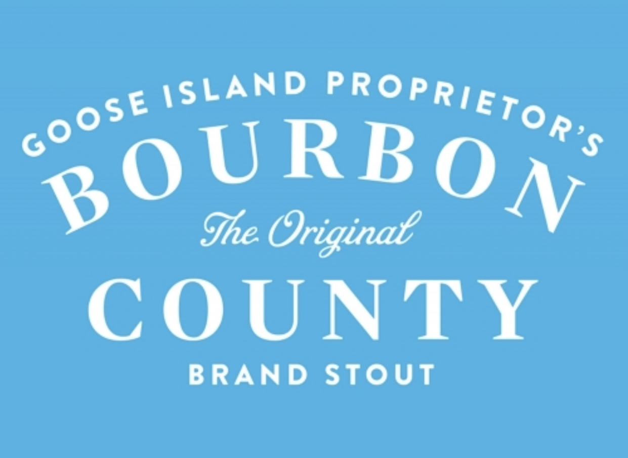 Goose Island Proprietor's Bourbon County Stout 2019 beer Label Full Size