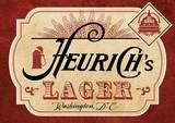 DC Brau Heurich's Lager beer