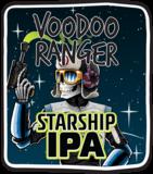 New Belgium Voodoo Ranger Starship beer