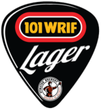 Atwater WRIF Lager beer