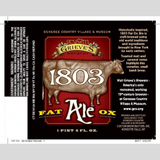 Custom Brewcrafters 1803 Fat Ox Ale beer
