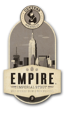 Cutters Empire Imperial Stout beer
