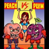 Creative Creature Peach Vs Plum beer