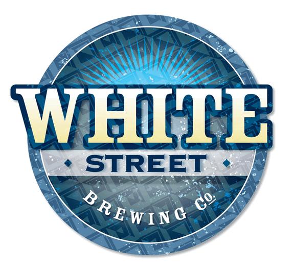 White Street Kolsch beer Label Full Size