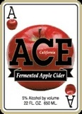 Ace Fermented Apple Cider Beer