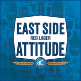 Confluence East Side Attitude Red Lager beer