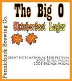 Pennichuck The Big O Oktoberfest beer