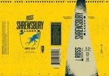 Ross Shrewsbury Lager beer