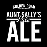 Golden Road Aunt Sally's Pale Ale beer