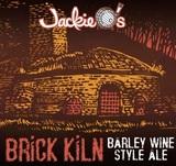 Jackie O's Brick Kiln beer