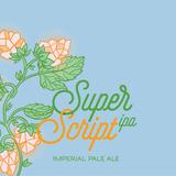 Kent Falls Superscriptᴵᴾᴬ beer