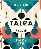 Talea Brightside beer