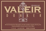 Contreras Valeir Donker beer