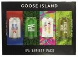 Goose Island IPA Variety Pack beer