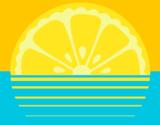 Five Boroughs Sunset Shandy Lemonade beer