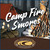 Mini campfire s mores bourbon barrel aged black lager w chocolate graham marshmallow 1