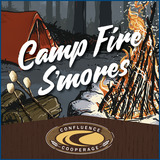 Campfire S'mores (Bourbon Barrel Aged Black Lager W/ Chocolate, Graham, & Marshmallow ) beer