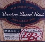 BBC Bourbon Barrel Stout beer