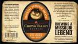 Crown Valley Imperial Pumpkin Smash Stout Beer