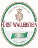 Fürst Wallerstein Hell Original beer