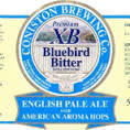Coniston Premium XB Bluebird Bitter beer