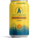 Athletic Upside Dawn NA Golden Ale beer