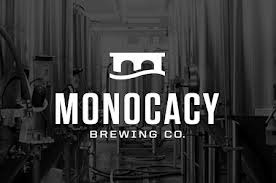 Monocacy XB-1-A beer Label Full Size