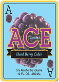 California Cider Ace Berry Cider beer