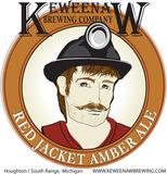 Keeweenaw Red Jacket Amber Ale Beer