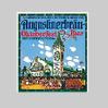 Augustiner Brau German Beer beer Label Full Size