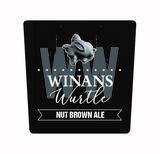 Moeller Brew Barn - Winans Wurtle Nut Brown Ale beer