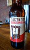 Citizen Dry Hop Cider beer