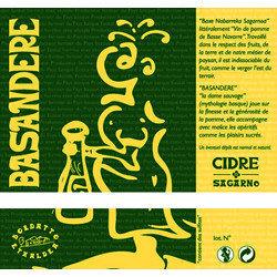 Bordatto Basa Juan beer Label Full Size