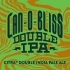 Oskar Blue's Can O Bliss Double IPA beer