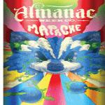 Almanac Mapache beer Label Full Size