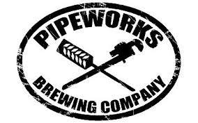 Pipeworks Pineapple Bling beer Label Full Size
