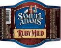 Sam Adams Ruby Mild beer