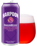 Harpoon DragonWiesse beer