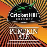 Cricket Hill Pumpkin Ale beer