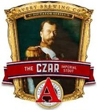 Avery The Czar Imperial Stout 2012 beer