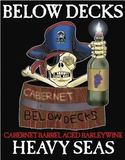 Heavy Seas Cabernet Barrel Aged Below Decks 2012 beer