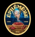 Unibroue Ephemere Cherry beer
