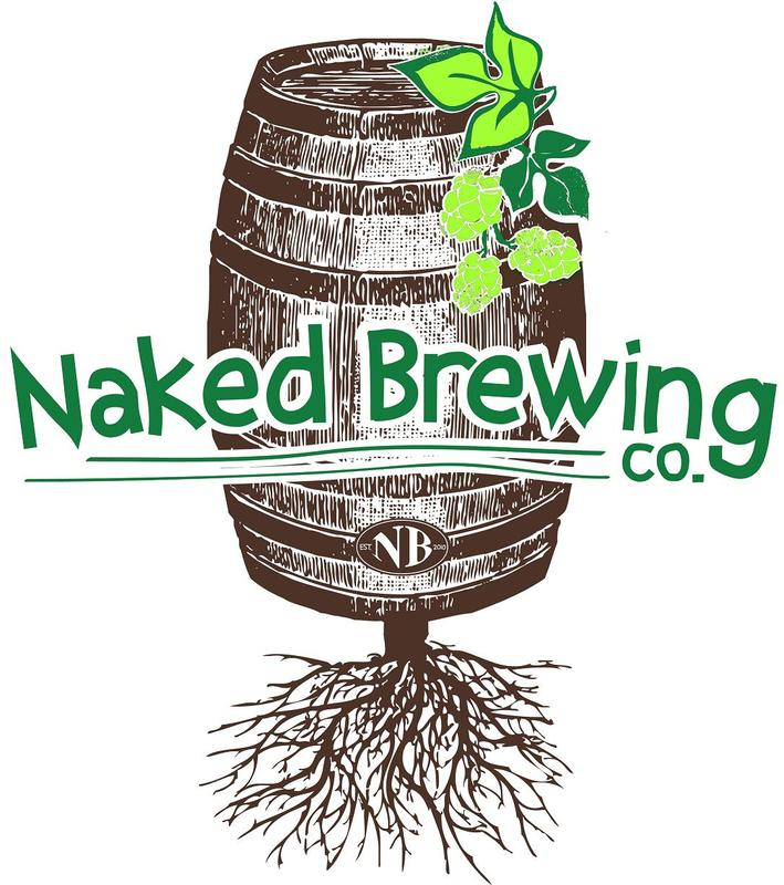 Naked Ginger's Punkin Spiced Wheat beer Label Full Size