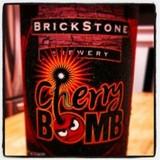 Brickstone Cherry Bomb Beer