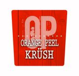 Orange Peel Krush beer