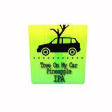 Tree On My Car Pineapple IPA beer